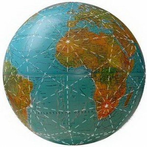 энергетическая сетка Земли