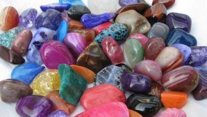 чистка камней