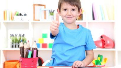 33 способа усадить ребёнка за уроки
