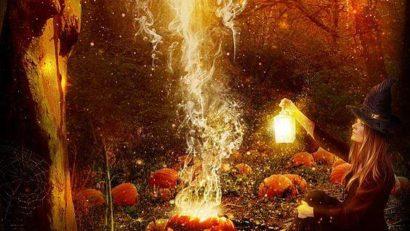 САМХЕЙН — кельтский «Праздник мертвых», ночь Дикой Охоты.