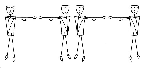 спиральная гимнасткиа