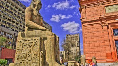 Места силы в Египте и Каире